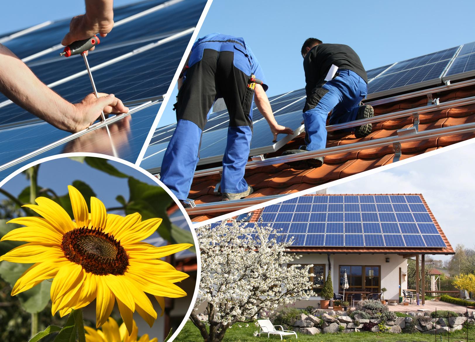Solar- Photovoltaikanlagen