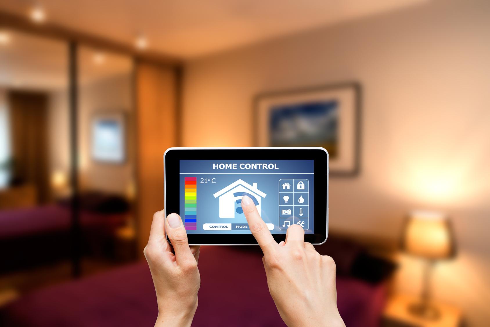 Haus und Gebäudetechnik - Smart Home