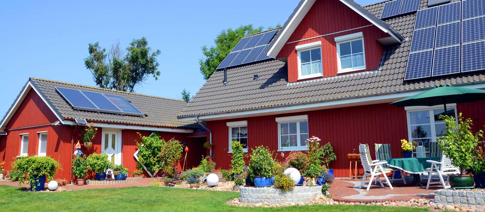 Photovoltaik - regenerative Energie